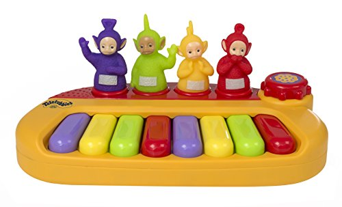 Teletubbies - Piano, instrumento musical para niños (Toy Partner 84128)