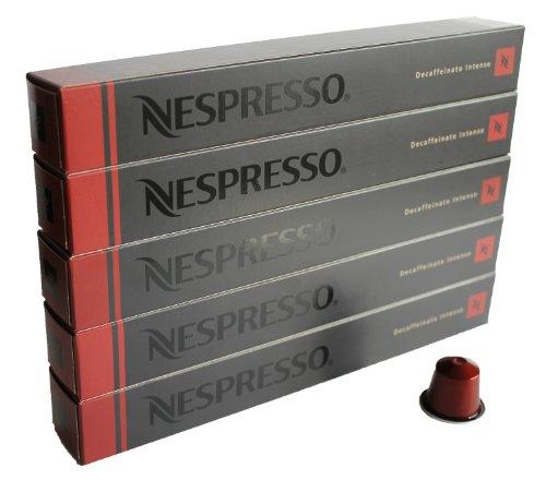 Choose 50 Decaffeinato Intenso Nespresso Capsules Lungo - Nestlé