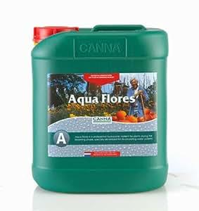 Amazon.com : Canna AQUA Flores A (Flowering) - 5L : Hydroponic