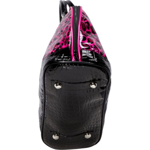 Loungefly LFTB0398 Tote,Black/Pink,One Size
