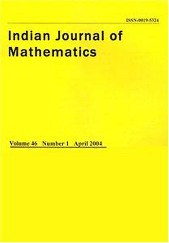 mathematics research papers india New journals in mathematics global journal of pure and applied mathematics 0973-1768 research india [as of 2009, international mathematics research papers.