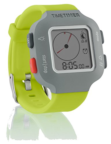 Time Timer Watch Plus - Green (Time Timer Watch compare prices)