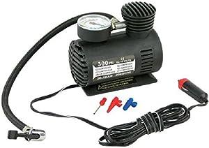 250 PSI 12V Mini Air Compressor 12 Volt Emergency Car and Truck Tire Pump (wi...