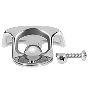 Hems Wall Mounted Bottle Opener Vintage with Strong Stainless Steel Screws and All the Hardware for Bar Patio Kitchen Party Beer Wine Soda Decap