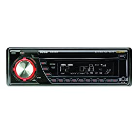 Boss 634CA In-Dash CD Receiver with Front Panel AUX Input