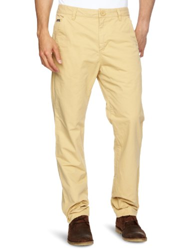Addict Chino Slim Men's Trousers Sand Large