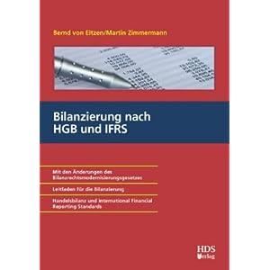 eBook Cover für  Bilanzierung nach HGB und IFRS