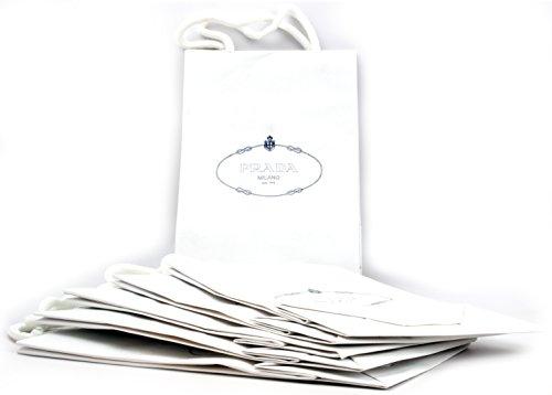 Prada Shopping Gift Bags, 6 Pack