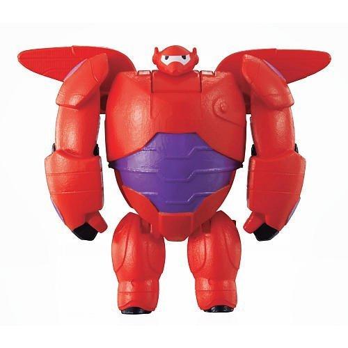 Hatch N Heroes Big Hero 6 Red Baymax