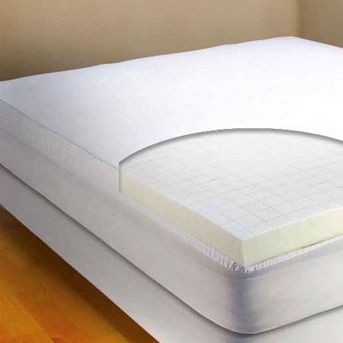 Croscill Bedding Reviews Croscill Solutions 2 5 Memory Foam Mattress Topper And 300 Thread