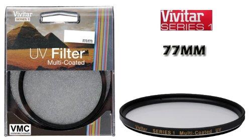 Vivitar Uv 77MM Filter Multi Coated
