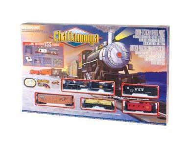 Imagen de Bachmann Trains Chattanooga Ready - To - Ejecutar Escala Ho Juego de tren