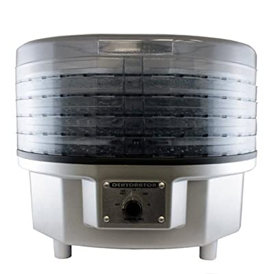 Waring DHR60 Professional Food Dehydrator Refurbished - Silver from Waring
