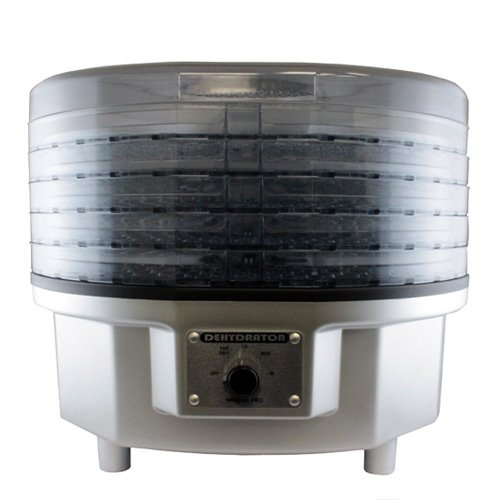 Waring DHR60 Professional Food Dehydrator Refurbished - Silver (Waring Pro Dehydrator Accessories compare prices)
