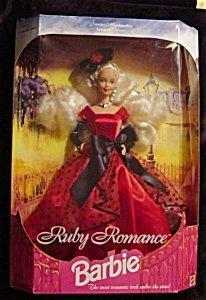 Ruby Romance Barbie - 1