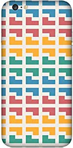 Abstract Color Pattern Printed Back Cover Case For Apple-iPhone 6s Plus