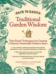 Back to Basics: Traditional Garden Wisdom