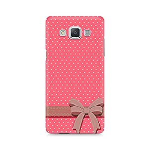 Ebby Gift Wrap Premium Printed Case For Samsung A7