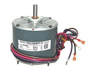Ge trane condenser fan motor 1 5 hp 5kcp39ffn859bs for Trane fan motor replacement cost