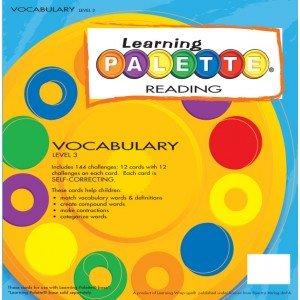 3rd Grade Reading LP Vocabulary - 1