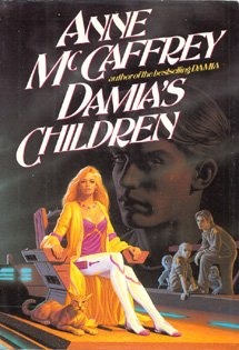 Damia's Children (Rowan), ANNE MCAFFREY