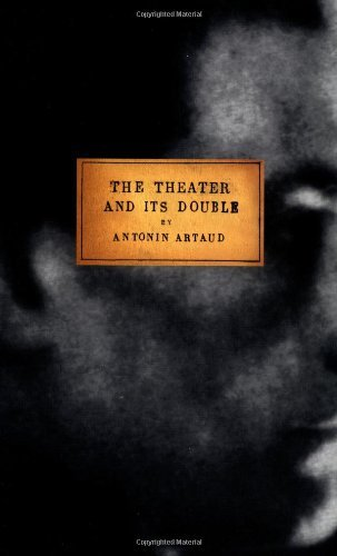 book cover for Antonin Artaud's essay on the theatre and its double