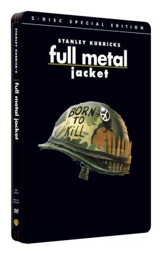 Full Metal Jacket (Special Edition, 2 DVDs im Steelbook)