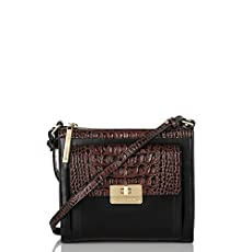 Mimosa Crossbody<br>Black Tuscan