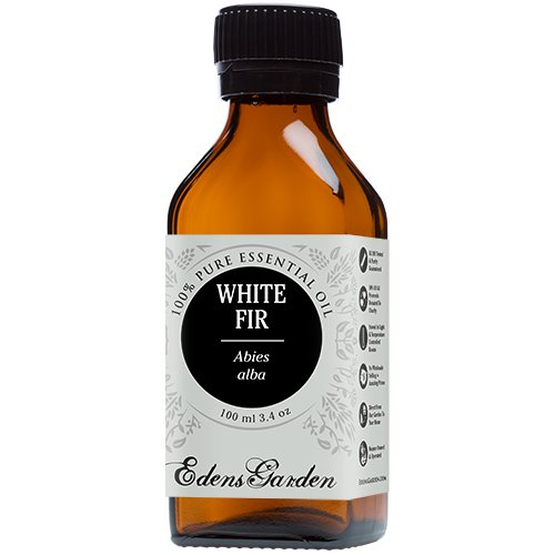 White Fir 100% Pure Therapeutic Grade Essential Oil by Edens Garden- 100 ml