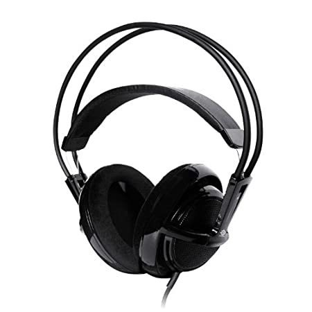 SteelSeries Siberia Full-Size Headset (Black)