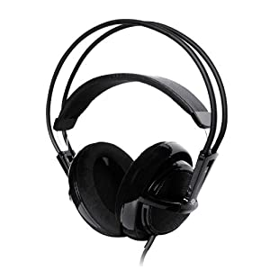 SteelSeries Siberia Full-Size Headset (Black)