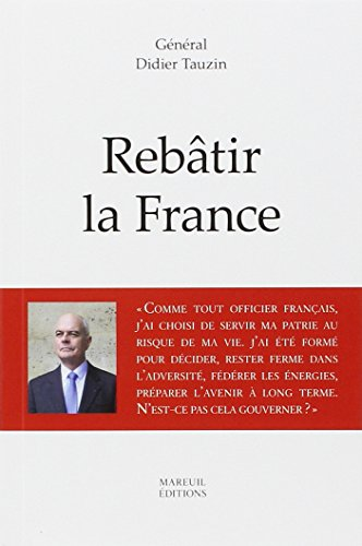 Rebâtir la France