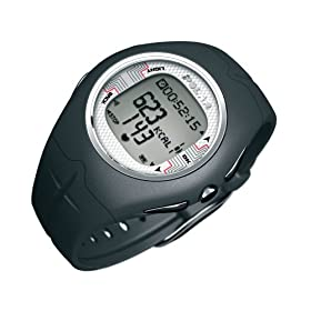 Polar F6 Men's Heart Rate Monitor Watch (Black Coal, New Design)