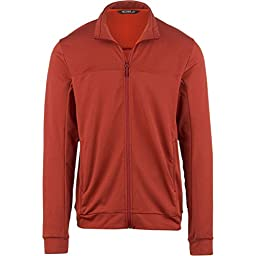 Arc\'teryx Nanton Fleece Jacket - Men\'s Vermillion, S