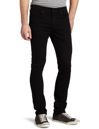 Levi's Young Men's 510 Super Skinny Jean, Jet, 29x32