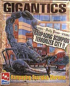 Gigantics Rampaging Scorpion Diorama - Buy Gigantics Rampaging Scorpion Diorama - Purchase Gigantics Rampaging Scorpion Diorama (ERTL, Toys & Games,Categories,Construction Blocks & Models,Construction & Models,Figures & Robots)
