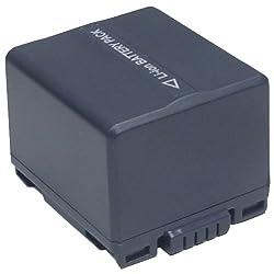 Lenmar LIP14 Lithium-ion Camcorder Battery Equivelent to the Panasonic CGA-DU07 and CGA-DU14 Batteries