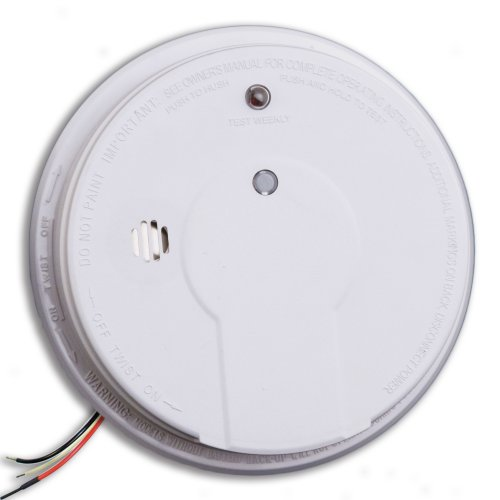 Images for Kidde i12020 Basic Hardwire Smoke Alarm with Test Button