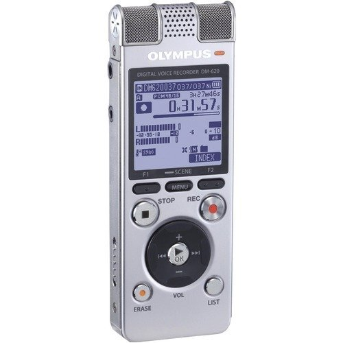 NEW HIGH QUALITY OLYMPUS 142665 DM-620 4GB DIGITAL RECORDER (DIGITAL VOICE RECORDERS)