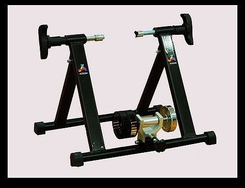 Aosom 20b Bike Bicycle Indoor Kinetic Trainer
