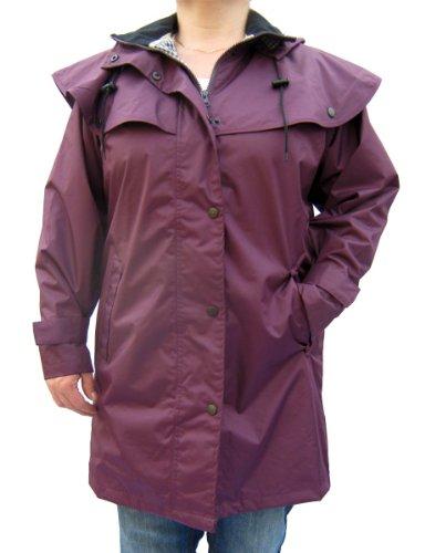 Country Estate Windsor Ladies 3/4 Length Waterproof Coat