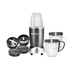 Coupon: Nutri Bullet NBR-12 12-Piece Hi-Speed Blender/Mixer System
