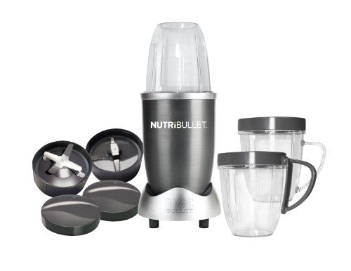 Nutri Bullet NBR-12 12-Piece Hi-Speed Blender/Mixer System