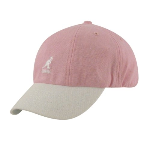 Kangol Kids Organic Canvas Baseball Cap