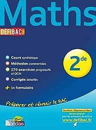 DEFIBAC C/M/EXO MATHS 2DE