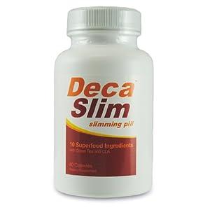 Decaslim Superfood pounds decrease Pills
