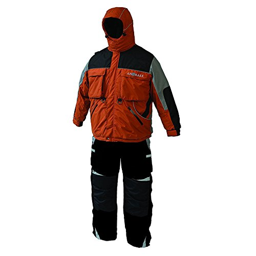 Expedition Outdoors Anorakk Ice Fishing / Cold Weather Suit Parka & Bibs - X-Large (Ice Fishing Bibs compare prices)