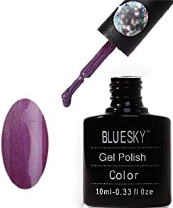 Bluesky Vexed Violette Gel Polish UV Nail Gel 10ml