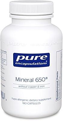 Mineral 650 w/o Cu&Fe 180c