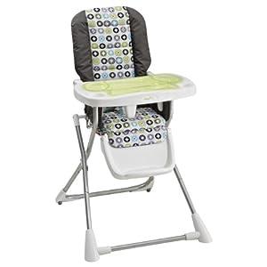 Amazon Com Evenflo Compact Fold High Chair Covington